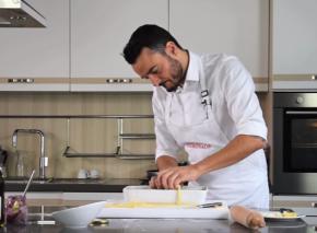 Kochen mit Andronaco 44: Mürbeteigkuchen mit Marmelade