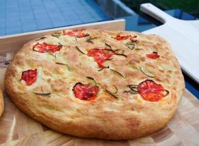 Kleines Brot ganz groß: Das köstliche Fladenbrot Focaccia
