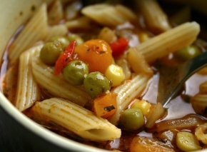 Minestrone – der italienische Suppenklassiker