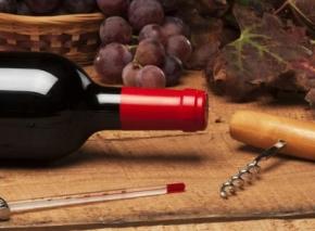 Die richtige Trinktemperatur von Wein