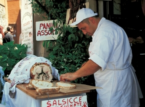 Porchetta di Ariccia: Italienisches Spanferkel mit Tradition