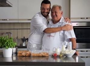 Kochen mit Andronaco: Behind the scenes