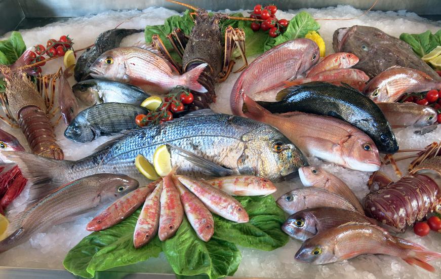 Italienische Fischgerichte
