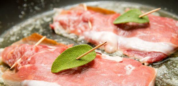 Italienischer Schnitzelklassiker: Saltimbocca alla Romana