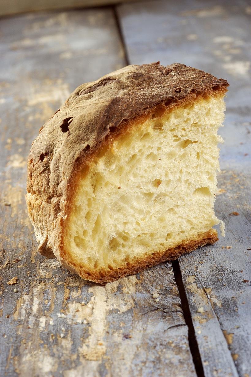 Das Brot von Matera: Gebirge voller Geschmack (Bild fehlt noch)