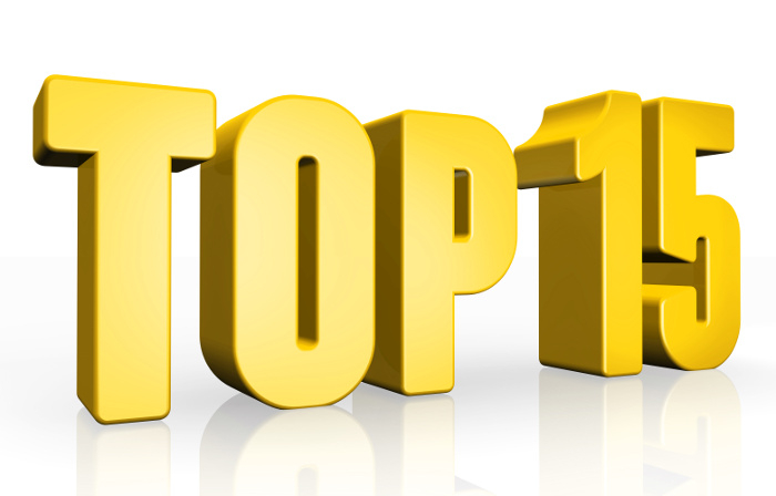 Unsere TOP 15