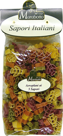 Kochen mit Andronaco 47: Calamarata di Gragnano
