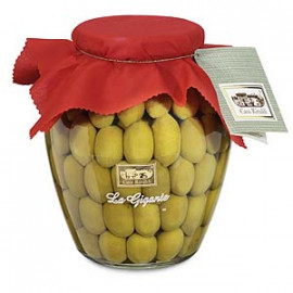 "Olive Verdi ""Bella di Cerignola"" La Gigante 590 ml"