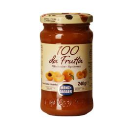 100 % da Frutta Albicocche 240 g