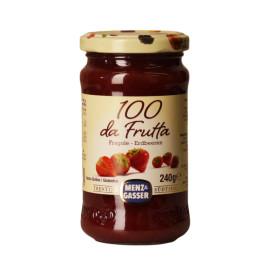 100 % da Frutta Fragole 240 g