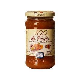 100 % da Frutta Pesca e Maracuja 240 g