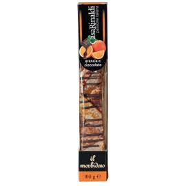 Il morbidoso all'Arancia e Cioccolato
