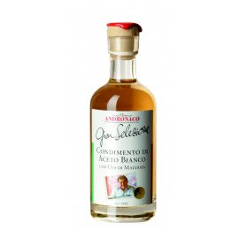 Andronaco Grand Selezione Condimento di Aceto Bianco 250 ml