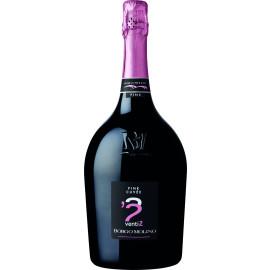 Spumante Pink Cuvée Venti2 Extra Dry Magnum