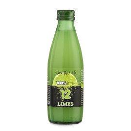 100% Succo di Lime 250 ml