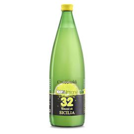 100% Succo Limoni di Sicilia 1 l