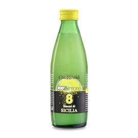 100% Succo Limoni di Sicilia 250 ml