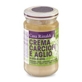 Crema Carciofi e Aglio 180 g
