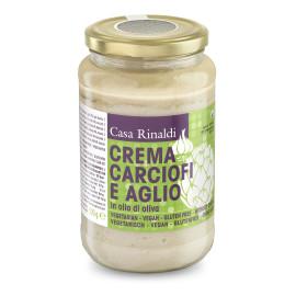 Crema Carciofi e Aglio 500 g
