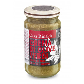 Crema di Olive Verdi 180 g