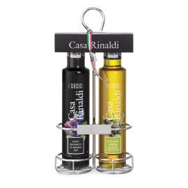 I Classici - Set Aceto Balsamico & Olio extra vergine