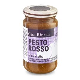 Pesto Rosso in Olio di Oliva 180 g