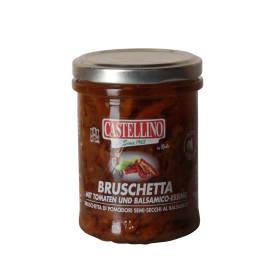 Bruschetta di Pomodori Semi-Secchi al Balsamico 180 g