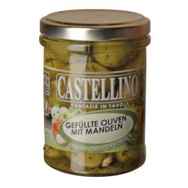 Olive farcite alle mandorle