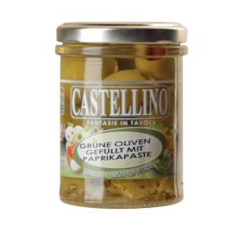 Olive ripiene al peperone