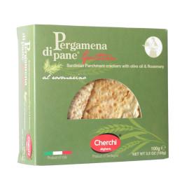 Pergamena di pane Guttiau al Rosmarino 100 g