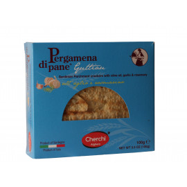 Pergamena di pane Guttiau all'Aglio e Rosmarino 100 g