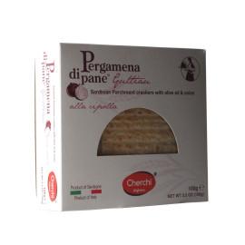 Pergamena di pane Guttiau alla Cipolla 100 g