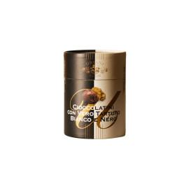 Cioccolatini con vero Tartufo Bianco e Nero