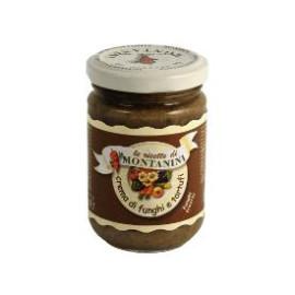 Crema di Funghi e Tartufi