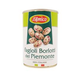 Fagioli Borlotti del Piemonte 400g