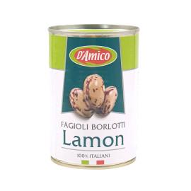 Fagioli Borlotti Lamon 100% Italiani 400g