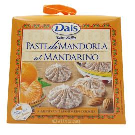 Paste di Mandorla al Mandarino