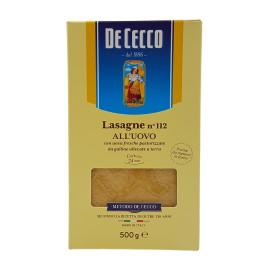 Lasagne all'Uovo N°112 500 g