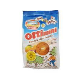 Ottimini Biscotti alla Frutta con Arancia, Limone e Ciliegie