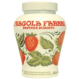Fragole in Sciroppo di Fragola 600 g