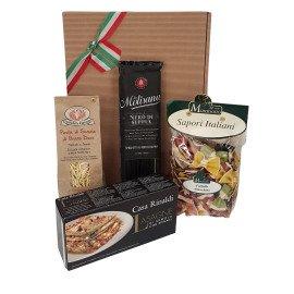 Geschenkset Pasta Box