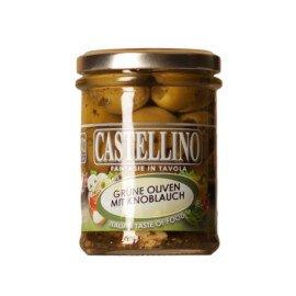 Olive all'Aglio