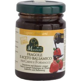 Confettura Fragole e Balsamico 110 g