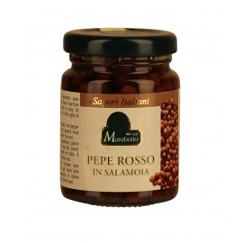 Pepe Rosso in Salamoia 60 g
