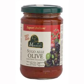 """Sugo alle Olive """"Taggiasche"""" 300g"""