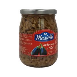Melanzane a Filetti in Olio 520 g