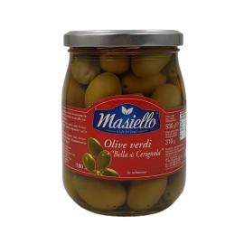 Olive verdi Bella di Cerignola 530 g