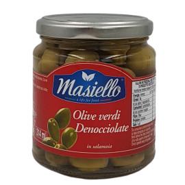 Olive verdi denocciolate 290 g
