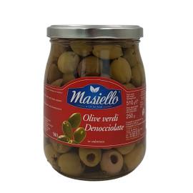 Olive verdi denocciolate 510 g