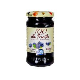 100 % da Frutta Mirtilli neri 240 g
